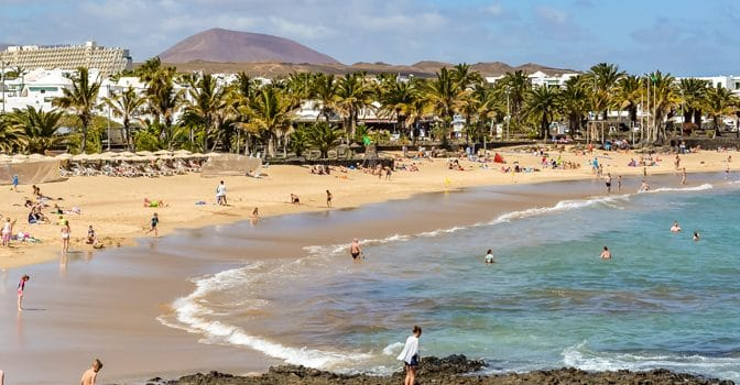 Dónde dormir en Costa Teguise - Lanzarote
