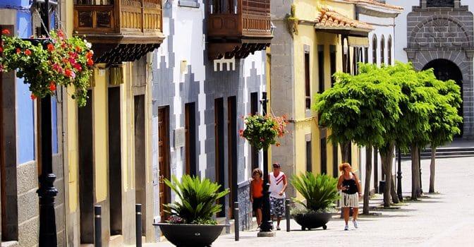 Dónde dormir en Teror - Gran Canaria
