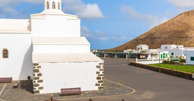 Dónde dormir en TINAJO - Lanzarote