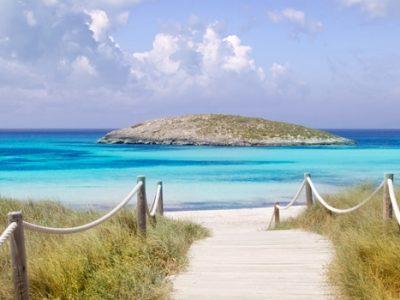 Dónde dormir en Formentera