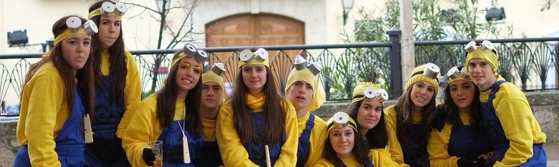 Carnaval en Alhama de Granada