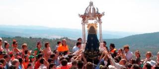 Nuestra Señora de los Ángeles en Alájar