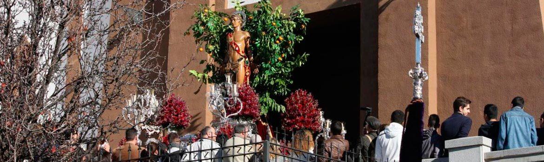San Sebastian en Huelva