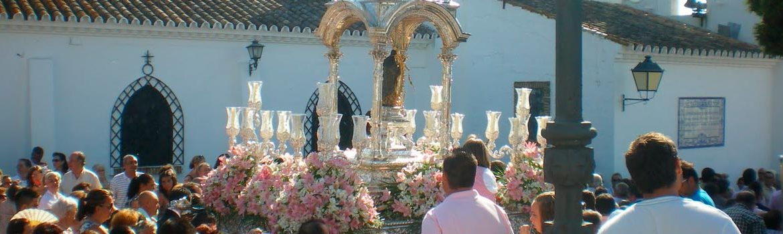 Virgen De La Cinta Fiestas Populares Espana Fascinante