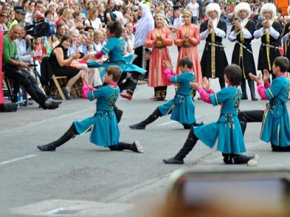 Jaca / Festival Folclórico de los Pirineos