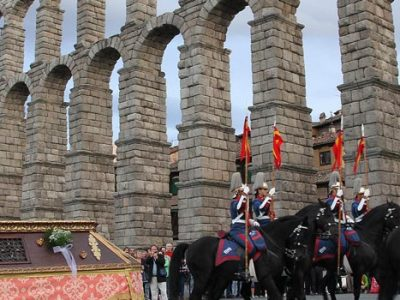 Segovia / Virgen de la Fuencisla