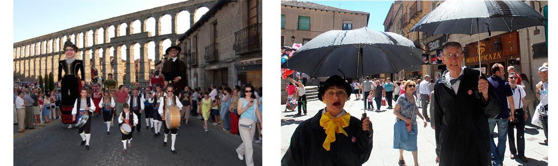 Ferias y Fiestas de San Juan y San Pedro en Segovia