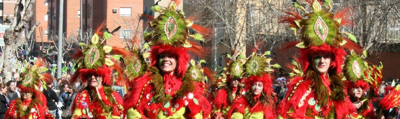 El Carnaval de Badajoz - España Fascinante