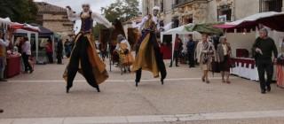 Fiestas de la Fundación en Nuevo Baztán