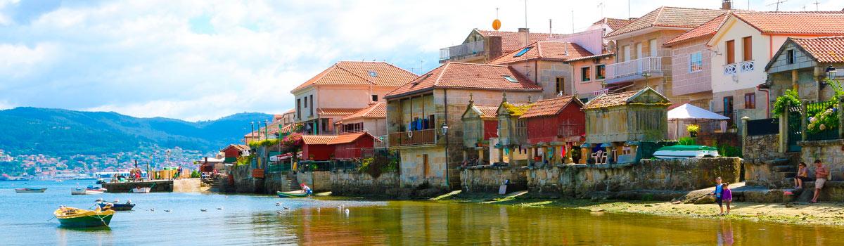 D nde dormir en combarro mejores alojamientos espa a - Donde alojarse en galicia ...