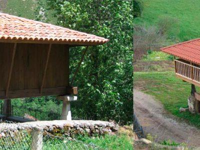 Madera en Asturias
