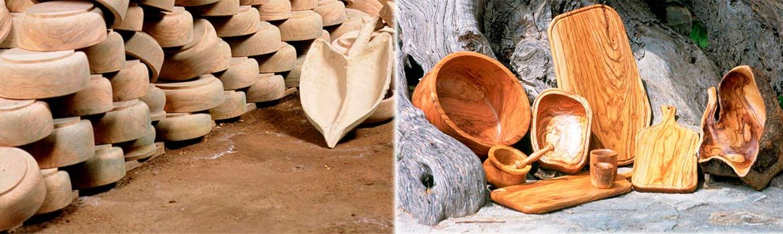 madera en baleares