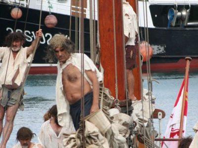 Getaria / El Desembarco de Juan Sebastián Elkano