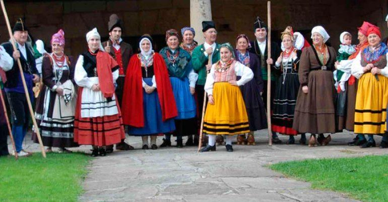 Trajes Regionales de Cantabria – Traje montañés