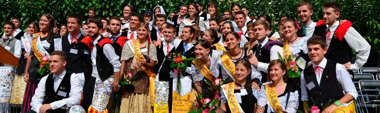 Trajes regionales de Cataluña