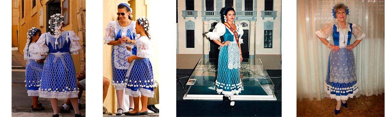 Trajes regionales de Melilla