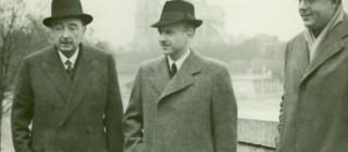Paris 20 de nov de 1940 Serrano Suñer el embajador Lequerica