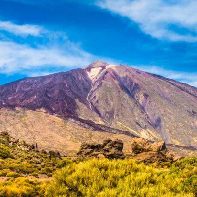 Parque Nacional del Teide – Tenerife
