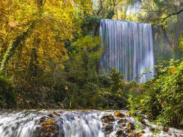 Parque Natural del Monasterio de Piedra y alrededores