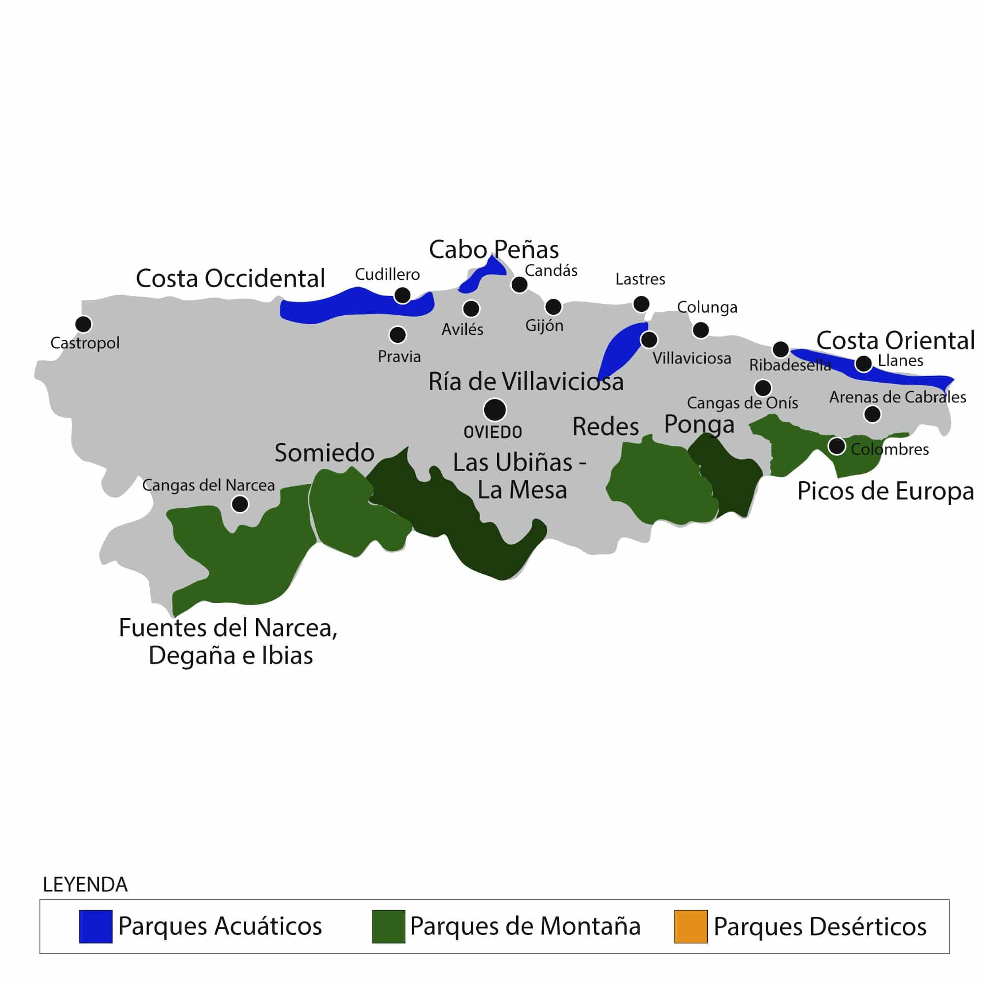 Map Of East Coast Of Spain.East Coast Of Asturias And Gulpiyuri Beach Fascinating Spain