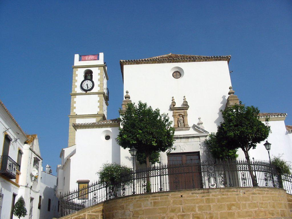 Santa María la Coronada San Roque