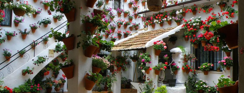 Escapadas baratas de primavera patios de Córdoba