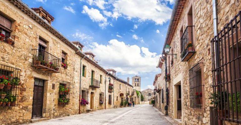 Descubre los pueblos más bonitos de Segovia