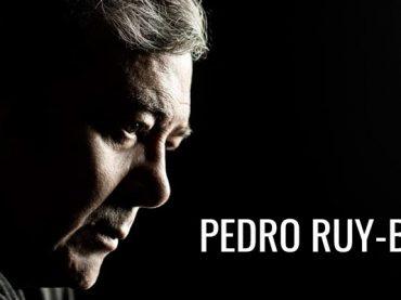 Una tarde fascinante con Pedro Ruy-Blas