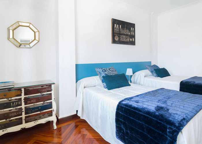 Dónde dormir en O Pedrouzo