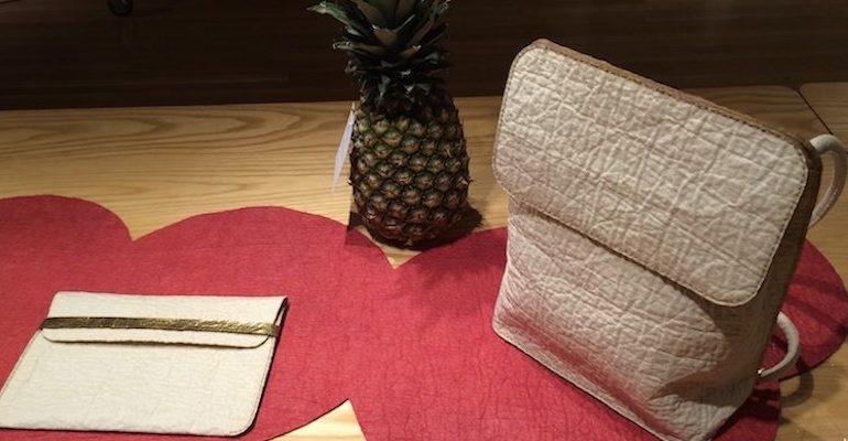 Piñatex, la revolución del sector textil