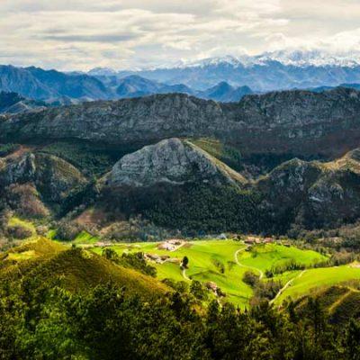 Picos de Europa en Asturias