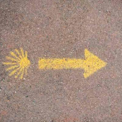 Cuidar los pies en el Camino de Santiago