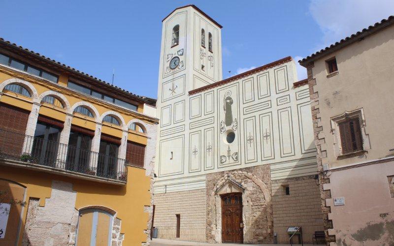 Iglesia de Sant Quintí de Mediona