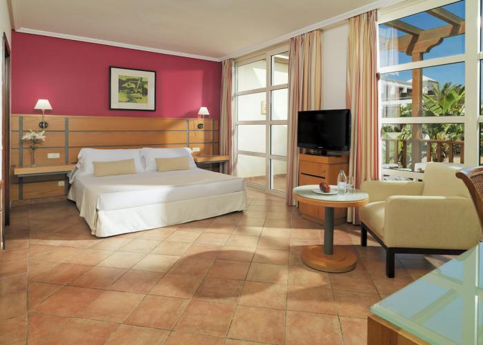 dónde dormir en Playa Blanca
