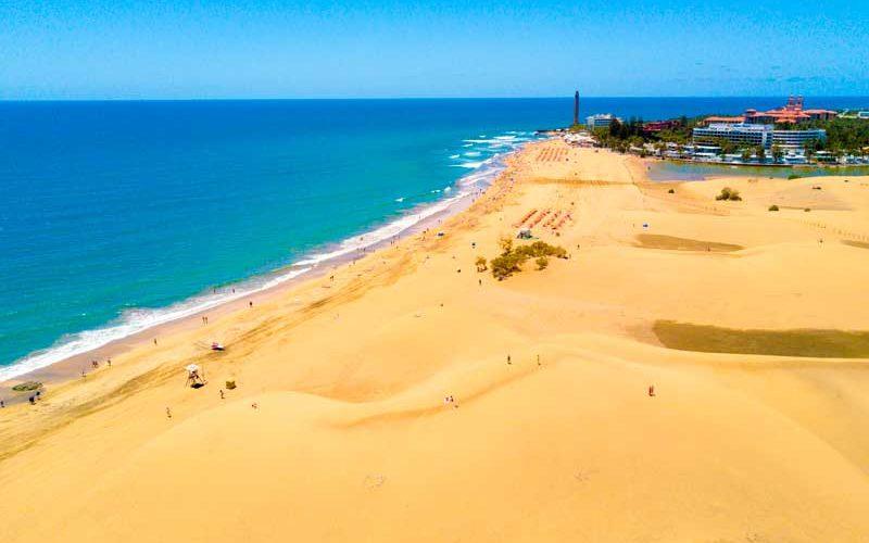 Playa-Maspalomas-Gran-Canaria
