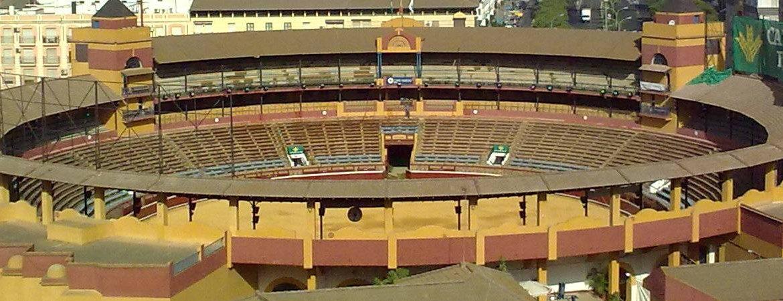 La Merced, Plaza de toros de Huelva