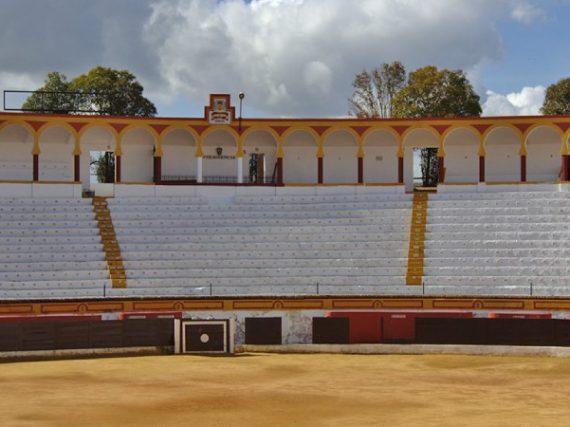 Plaza de toros de Olivenza