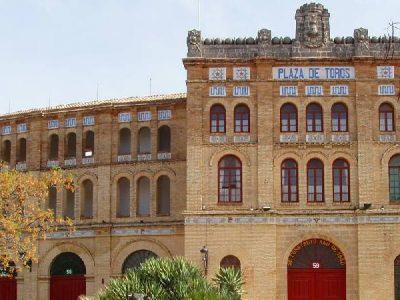 La Real plaza de toros de El Puerto de Santa María