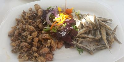 Comer Colonia Sant Jordi restaurante port blau