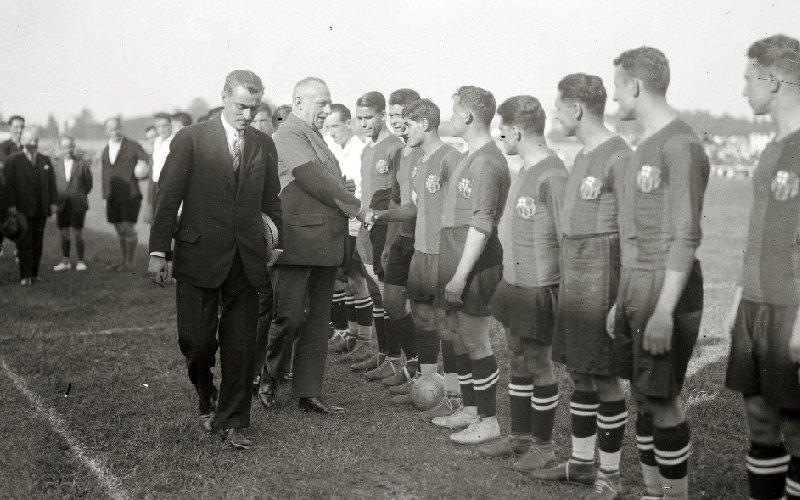 Inauguración del Stadium Gal en Irún