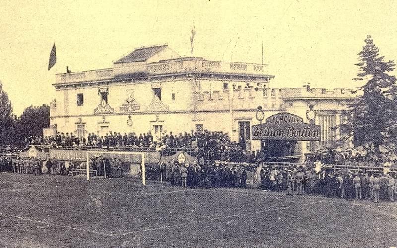 Campo de la Manigua, luego Sarriá