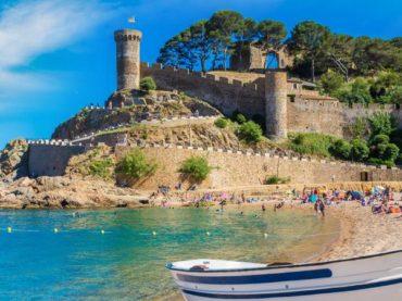 Tossa de Mar, un pueblo imprescindible en Costa Brava