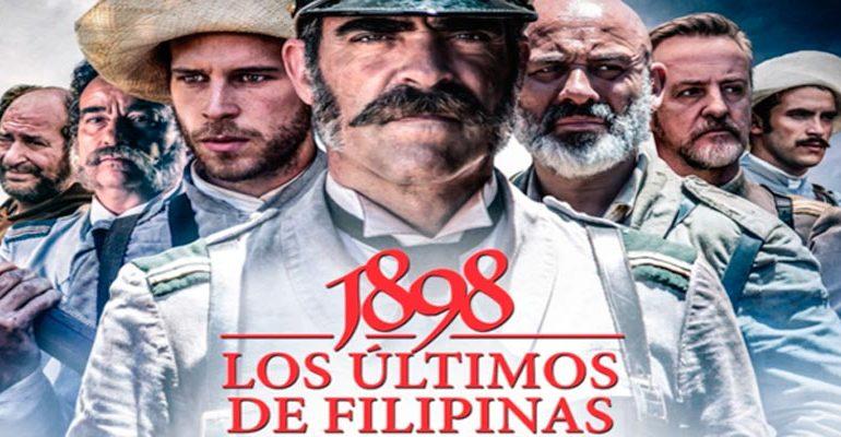 ¡Qué pena '1898 los últimos de Filipinas'!