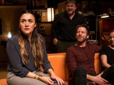 LOS VECINOS DE ARRIBA Teatro divertido e inteligente