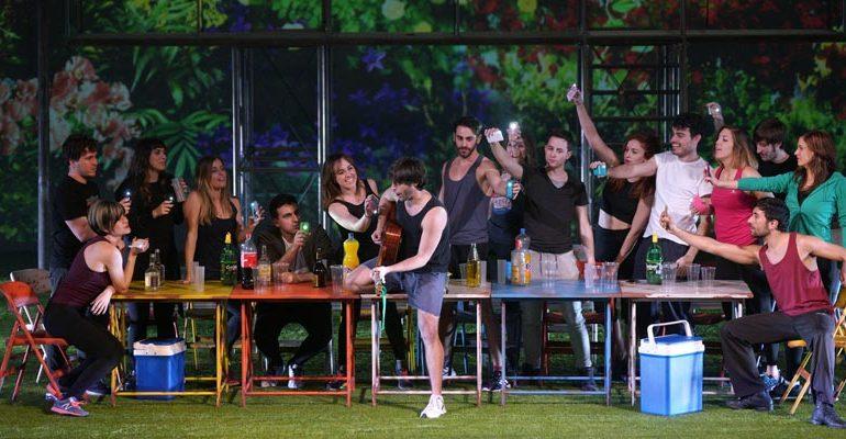 ZARZA: un milagro en el Teatro de la Zarzuela