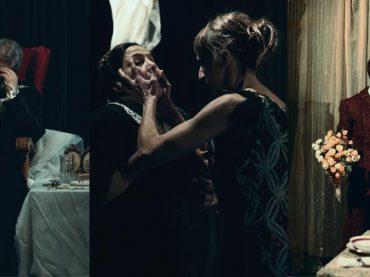'Los buitres o la muerte de los amantes'