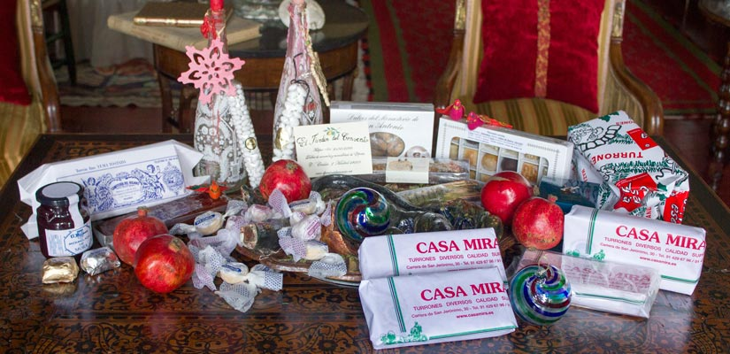 cesta navidad artesana