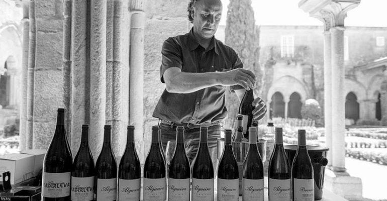 A emoción dos viños en Tui (Pontevedra)