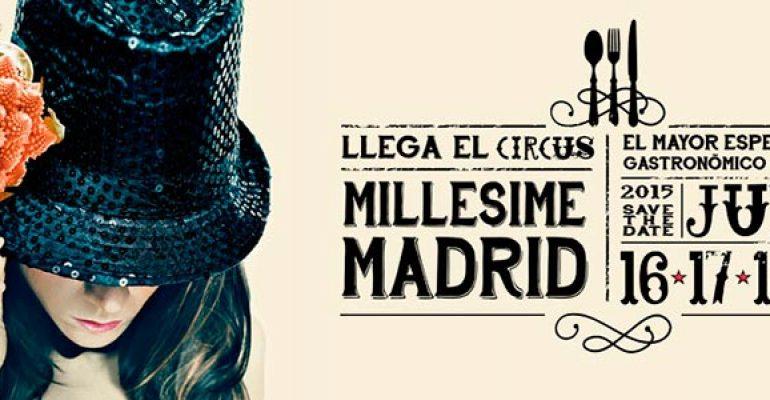 Millesime Madrid 2015