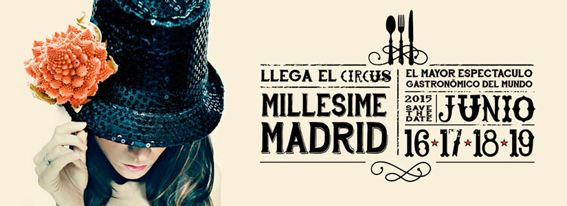 evento millesime madrid